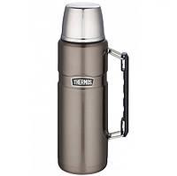 Термос Thermos Stainless King-Flask 1.2 л Gun Metal (170024)