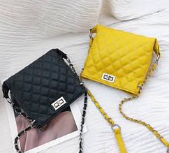 Женская мини сумочка клатч сумка маленькая