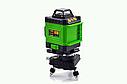 Самовыравнивающийся нивелир уровень лазерный Procraft LE-4G, 16 лучей, фото 3