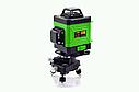 Самовыравнивающийся нивелир уровень лазерный Procraft LE-4G, 16 лучей, фото 4