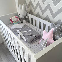 Детская кроватка Marsylia Pinio, фото 2
