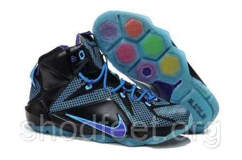 Мужские кроссовки Nike Lebron 12 684593-019