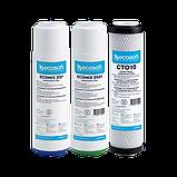 Улучшенный комплект картриджей Ecosoft для тройного фильтра, фото 3