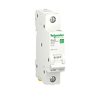 Автоматичний вимикач Schneider Electric 10А, 1P, С, 6кА (R9F12110), фото 1