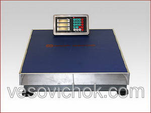 Товарные весы Олимп ВПЕ-B-12 300 кг (400х500мм)