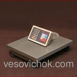 Товарные весы Олимп ВПЕ-102A-8_150 кг (300х400мм)