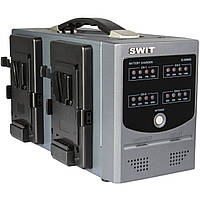 Зарядное устройство SWIT D-3004S V-Mount Charger for V-Mount Batteries (4-Channel) (D-3004S), фото 1