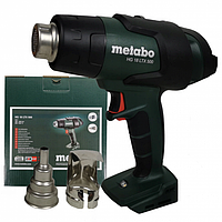 Аккумуляторный термофен Metabo HG 18 LTX 500 (18 В, без АКБ, 200 л/мин) (610502850)