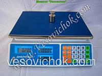 Торговые весы Днепровес F902H-30L1(30 кг)