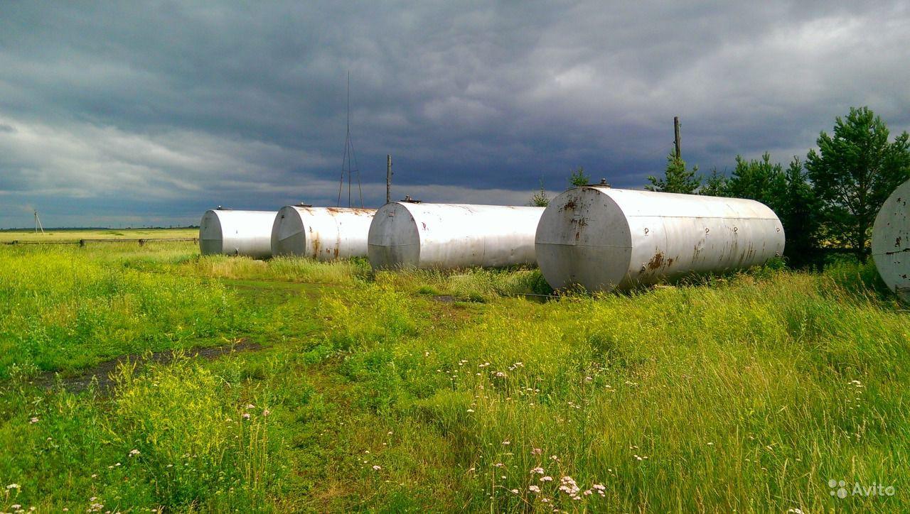 Изотермический резервуар