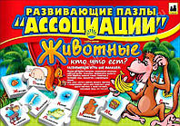 "Данко-Тойс ""Ассоциации"" картон/животные"