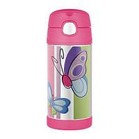 Дитячий Термос Thermos FUNtainer Butterfly 355 мл (12001B)