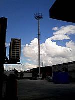 """ТОВ """"НВП УПТС"""" изготавливает дымовые и вентиляционные трубы, наблюдательные вышки, а также совершает их монтаж"""