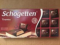 Шоколад Schogetten Tiramisu Chocolate