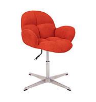 Кресло дизайнерское Michel Cross на крестовине, поворотное, регулируемое