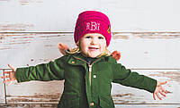 5 моделей дитячих шапок з трикотажу які сподобаються покупцям