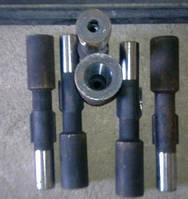 Хвостовики, муфты,шпинделя,клапана на Б-106.