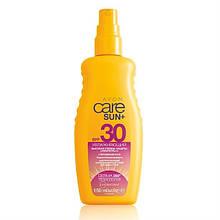 Сонцезахисний зволожуючий спрей для обличчя і тіла Avon Care Sun+, SPF 30, 150 мл, 30840