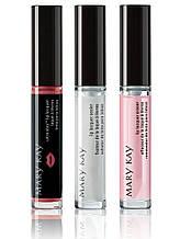 Набір Лак для губ Mary Kay Ultra Stay Lip Lacquer Kit, 3 в 1, суперстойкая помада , Aussie Rose, Троянда, термін
