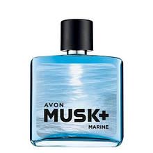 Туалетная вода Avon Musk Marine +, 75 мл 1394434