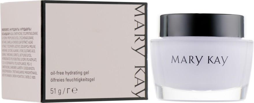 Обезжиренный увлажняющий гель для лица Mary Kay для нормальной и жирной кожи 51 г 031555