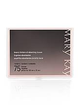 Салфетки с матирующим эффектом Mary Kay, 75 шт. в упаковке