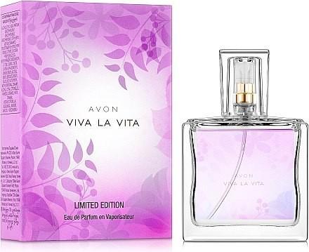 Парфумована вода Avon Viva La Vita, 30 мл, 07845