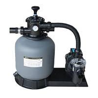 Emaux Фільтраційна установка Emaux FSP500-SS075 (11.1 м3/год, D527)