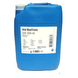 Моторне масло Aral BlueTronic 10W-40 20 л