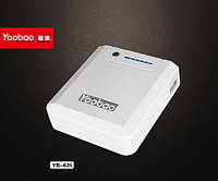 Yoobao Power Bank 6600 mAh Magic Box YB-635, white (PBYB635-WT)