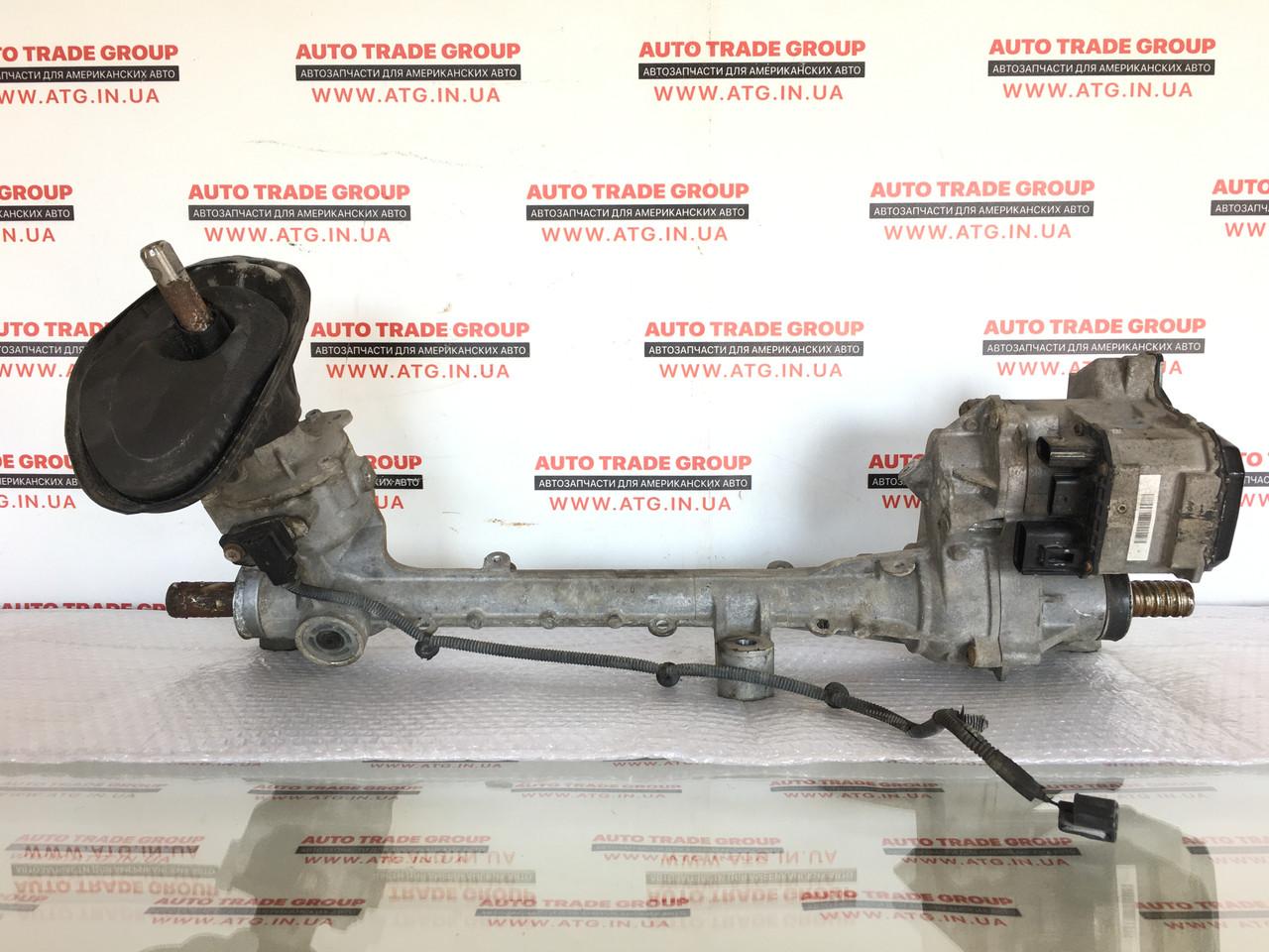 Рейка рулевая под восстановление Ford C-Max Hybrid 13-18 оригинал б/у CV6Z3504ZLH
