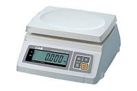 Веса электронные CAS  SW