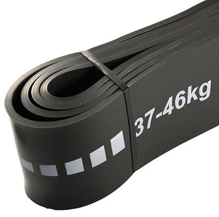 Еспандер-петля (гума для фітнесу і спорту) SportVida Power Band 64 мм 37-46 кг SV-HK0193, фото 2