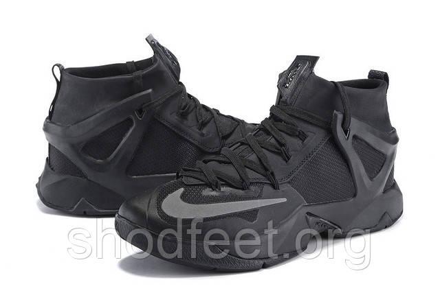 Мужские кроссовки Nike Lebron 13 Black