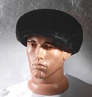 """Мужская меховая шапка  """"Бандитка"""" из нерпы"""