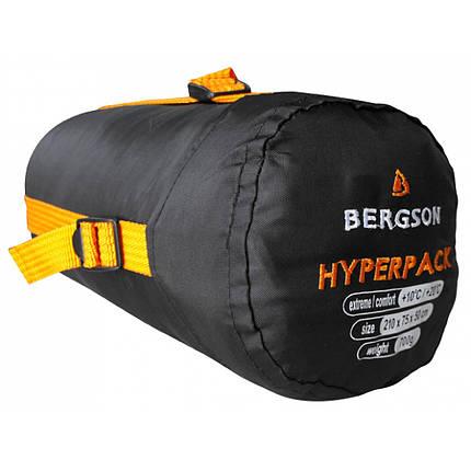 Спальный мешок Bergson Hyperpack Left, фото 2