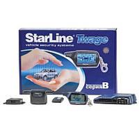 Сигнализация автомобильная дистанционный запуск двигателя Starline Twage B9