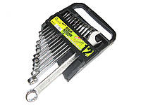 Набор ключей рожково-накидных 12шт Alloid НК-1061-12 (наб.)