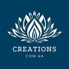 """""""Creations"""" - Интернет-магазин креативных изделий"""