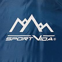 Спальний мішок (спальник) ковдра SportVida SV-CC0071 -3 ...+ 21°C L Blue/Grey, фото 3