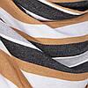 Кресло-гамак сидячий (бразильский) с подушками Springos 130 x 100 см HM048, фото 2