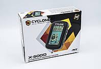 Сигнализация CYCLON X-500 Dialog | Двусторонняя Автосигнализация с LCD индикацией