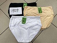 Женское нижнее белье. Трусы макси Бамбук 48-54  (1709 )