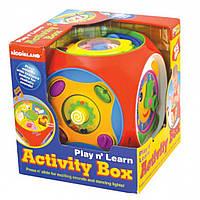 Развивающая игрушка Kiddieland Мультикуб (049775). Іграшка розвиваюча
