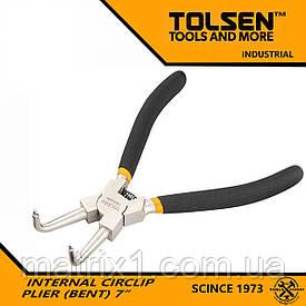 Съемники внутренних стопорных колец, загнутые 165 мм TOLSEN