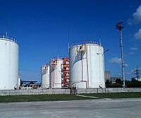 Повышение безопасности эксплуатации стальных резервуаров РВС 100 - 5000 куб. м. , изготовленных и смонтированн