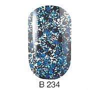Гель-лак Naomi Brilliante Collection B234 , 6 мл.