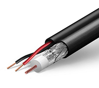 ТВ кабель FinMark F690Bcu-2*0.75power-PVC