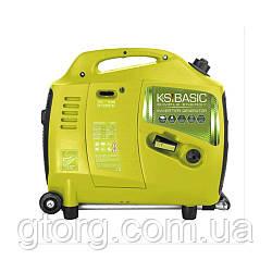 Генератор бензиновый инверторный Konner&Sohnen KSB 31iE S
