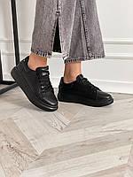 Чорні кросівки, розмір 36, фото 1
